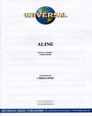 ALINE - Universal Music - E1065M
