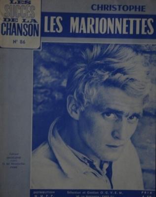 LES MARIONNETTES - Les succès de la chanson N°86 - Editions Madeleine N.M.P.P