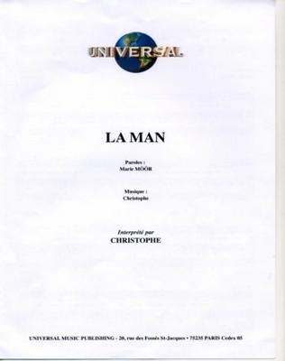 LA MAN - Universal Music - U.M.P. 6934