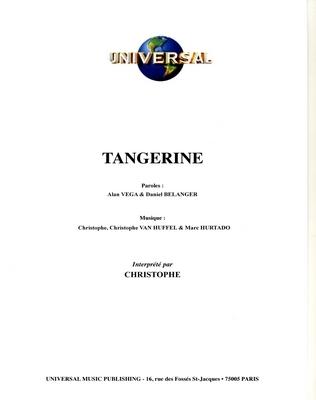 TANGERINE - Universal Music - U.M.P. 11543