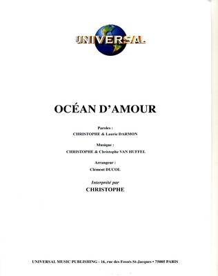 OCEAN D'AMOUR - Universal Music - U.M.P. 11571