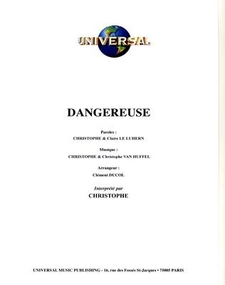 DANGEREUSE - Universal Music - U.M.P. 11574